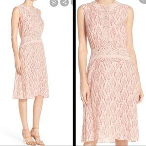 BCBGMaxAzria midi dress